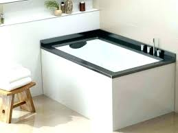 full size of deep soaking bathtub 60 x 32 evolution by american standard 24 extra tub