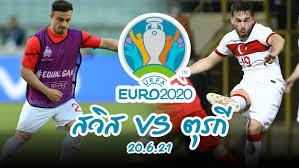 สวิตเซอร์แลนด์ VS ตุรกี เปิดสถิติ ทำนายผล วิเคราะห์บอล ยูโร 2020