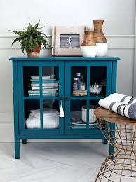 small cabinet with glass door i like this cabinet s colour and how it can still