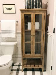 freestanding linen cabinet. Freestanding Bathroom Linen Closet In Cabinet