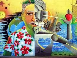 Image result for chicago puerto rican murals