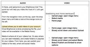 How To Write A Video Script Devicedaily Com