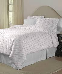love this white flamingos pointehaven cotton quilt set