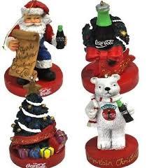 Coca Cola Coke Usa Figuren Weihnachtsbaum Anhänger