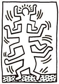Die 80 Besten Bilder Von Keith Haring In 2018 Kunstunterricht