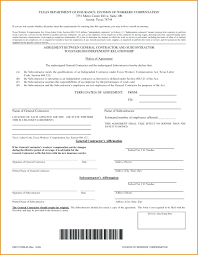 Contract Forms For Construction General Contractor Contract Forms Construction Form Template