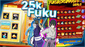 Naruto Online UK   Mini Fuku Deals 10k, Upgrading to 4 Star and  Breakthrought Sasuke RinneSharingan - YouTube