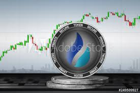 Ht Chart Huobi Cryptocurrency Coins Huobi Token Ht On The