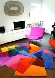 color block tufted area rug rugs threshold