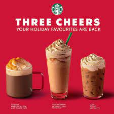 Each coffee requires a slightly different roast to reach its peak of aroma, acidity, body and flavor. Three Cheers To Our Holiday Starbucks South Africa Facebook