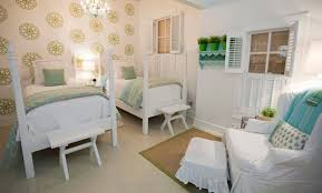 Bedroom, Teen Bedroom Colors Youthful Bedroom Color Schemes With Bed  Pillows Wallpaper Lamp Vase Flowers