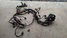 jeep yj wiring harness jeep wrangler yj 92 95 under dash wiring harness w rear wiper defrost loom