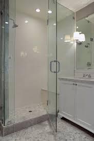 hexagon shower floor