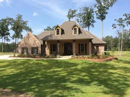 acadian house plans french country