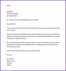 demand letter template sample demand letter for collection template word editable