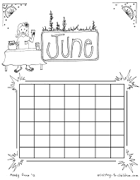 monthly calendar coloring pages download and print for free dont