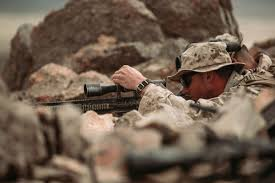 Marine Corps Officer Mos Chart A New Sniper Mos Marines Are Testing A Proof Of Concept