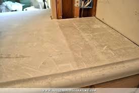 refinish concrete countertops how to refinish concrete feat refinishing my concrete part 2 inside finish idea