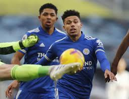 You're at the right place! Leicester James Justin Was Solid In 2 2 Draw With Man United Footballfancast Com