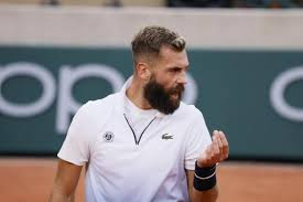 I am really close friends with roger federer and also with benoit paire. Cologne Benoit Paire Chute D Entree Face A Dennis Novak L Equipe