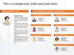 Org Chart Powerpoint Templates Org Chart Ppt Templates