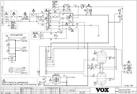 vox schematics ac15 re issue power amp schematic ac15 62 02 iss 1 vox 1996
