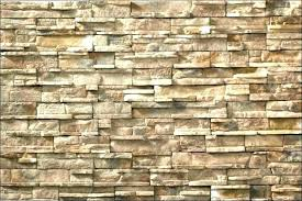 faux stone wall slate interior panels wallpaper textured retaining diy on walls for s