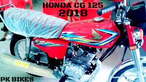 2018 honda 125 price.  price honda cg 125 2018 new model launched first impression on pk bikes intended honda price