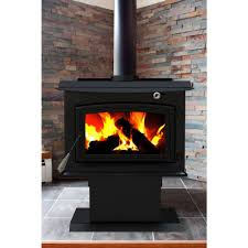 cost of a wood burning stove installation