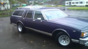 Chevy Caprice Station Wagon For Sale | The Wagon