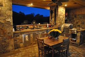 King NC Pool Landscaping Outdoor Kitchen And Patio  Cardinal Lawn Scapes