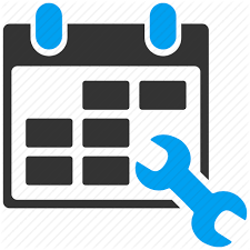 calender tools calendar configuration plan service schedule settings setup