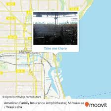 How To Get To American Family Insurance Amphitheater 200 N