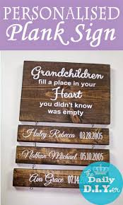19 Best Grandparents Gifts Images On Pinterest  Grandparent Gifts Best Gift For Grandparents Christmas
