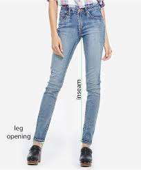 Alloy Jeans Size Chart How To Use Our Size Chart To Find Your Perfect Size Alloy