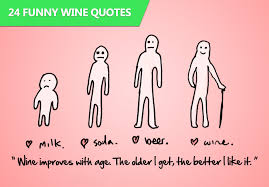 Funny Age Quotes Beauteous 48 Funny Wine Quotes Wine Folly