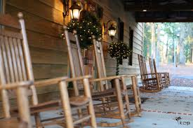 front porch rocking chairs the belle house chair simple for outside pottery barn console table old