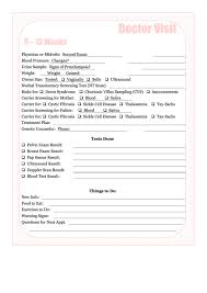 Pregnancy Journal Templates Top 10 Pregnancy Journal Templates Free To Download In Pdf Format