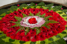 Flower Decoration Design Water Rangoli Designs Rangoli Rangoli Designs Floating Flower 38