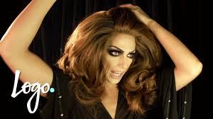 drag makeup tutorial alyssa edwards sy y rupaul s drag race logo you