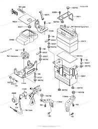 Motor four wheeler wiring kawasaki diagram motor chinese 4