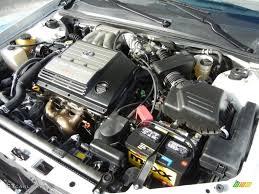 2001 Toyota Avalon XL 3.0 Liter DOHC 24-Valve VVT-i V6 Engine ...