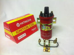 hitachi ignition coil. image is loading hitachi-12v-ignition-coil-c6r-800-with-resistor- hitachi ignition coil i