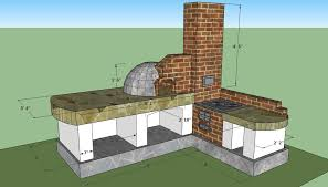 Outdoor Kitchen Plans 2