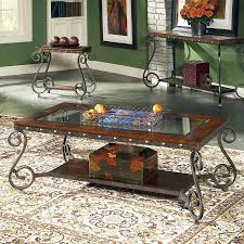 coffee table steve silver company ellery glass coffee table at