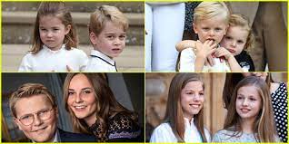 Prince George of Cambridge, Princess of Asturias Leonor & More Young Royals  You Should Know | Prince George, Princess Catharina Amalia, Princess Ingrid  Alexandra, Princess Leonor, Royals | Just Jared Jr.