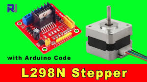 using l298n stepper motor driver to control 4 wires stepper motor using l298n stepper motor driver to control 4 wires stepper motor