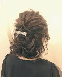 結婚式ヘアセット美容師が教えるミディアムボブにオススメなハーフ