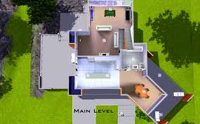 Bedroom  Fascinating The Hoke House Seen Twilight Saga Kays Sims Cullen House Floor Plan