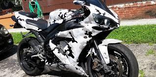 motorcycle wrap kits